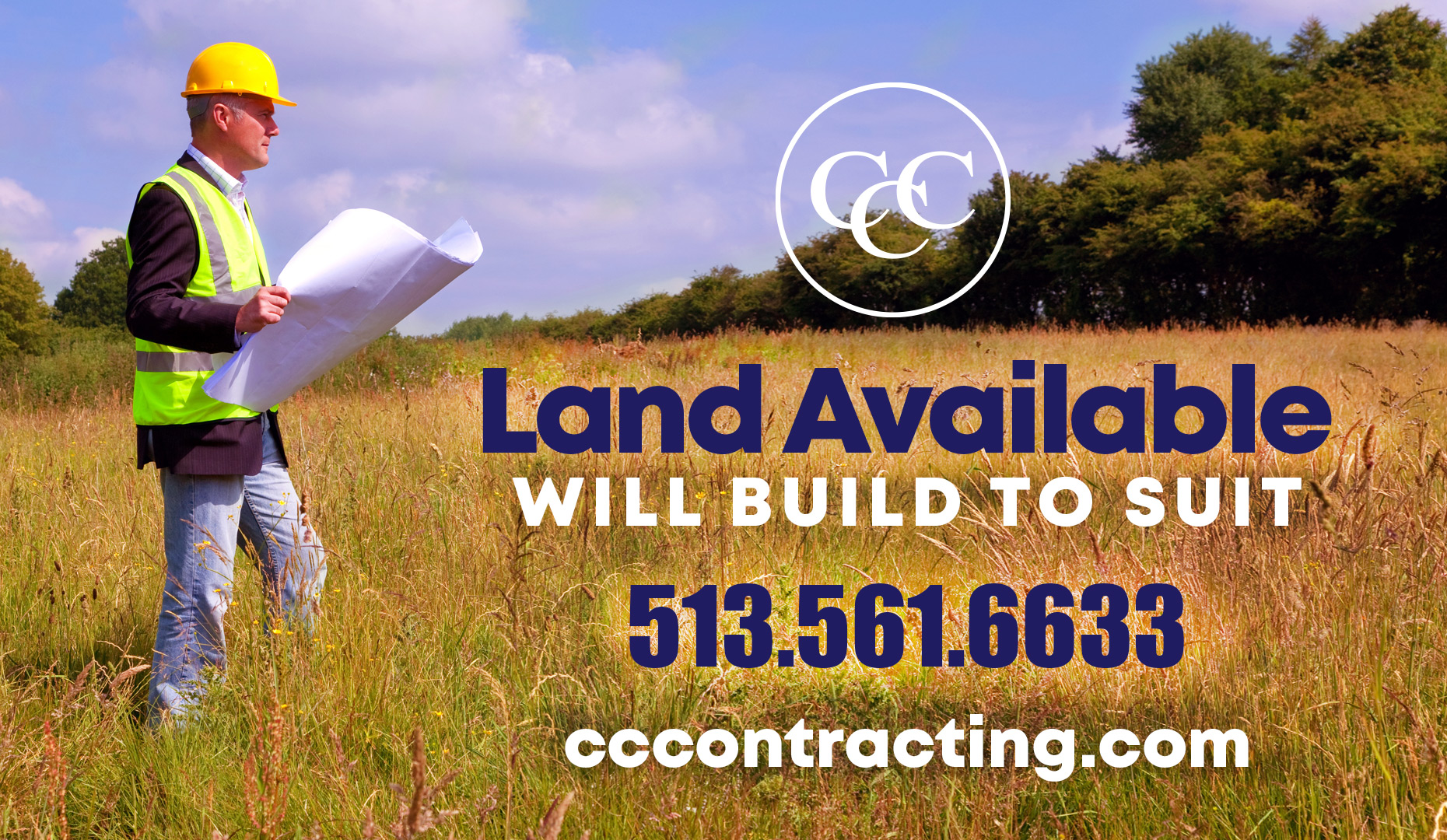 Land Available graphic