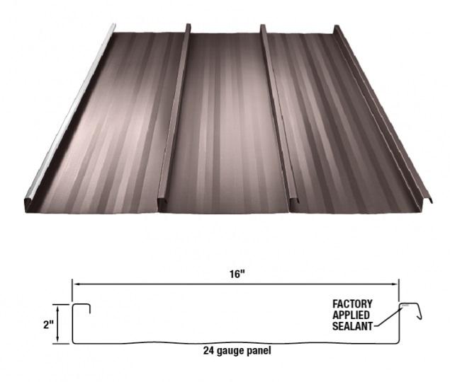 Photo of VSR-II Roof Panel