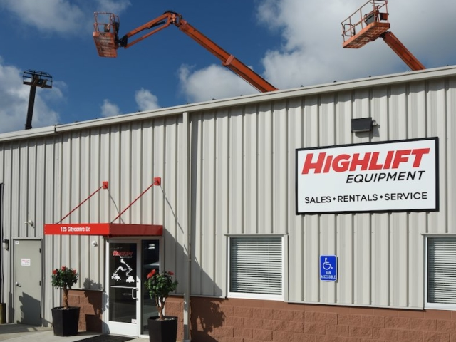 Highlift Equipment