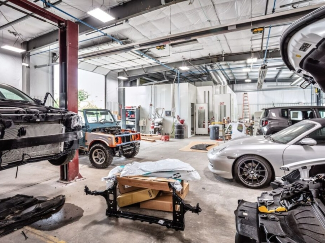Sweeney Automotive Body Shop