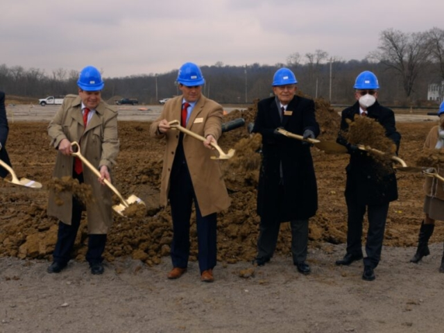 Hamilton Security Groundbreaking