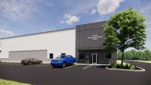Edison Drive Property rendering