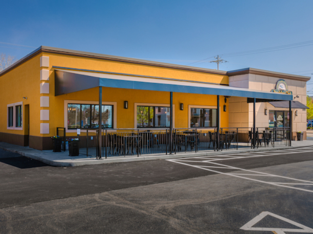 photo of the exterior of The Breakfast Club