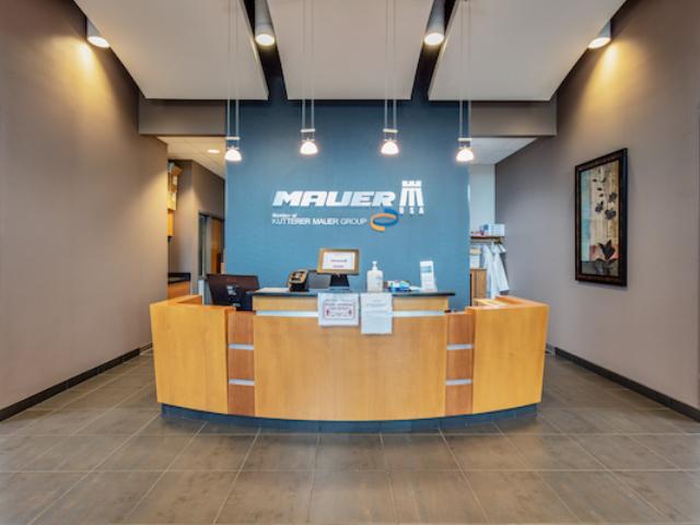 photo of Mauer USA Warehouse Addition
