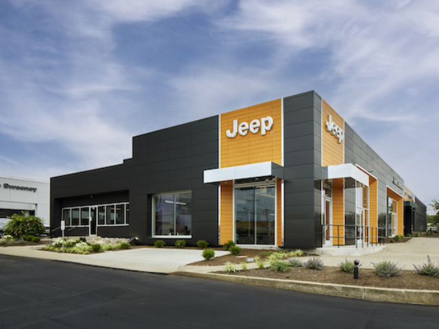 photo of Jake Sweeney Jeep Exterior