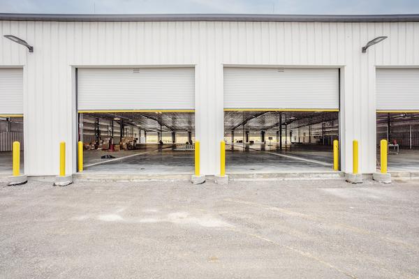 photo of Amazon Airport Hub Exterior