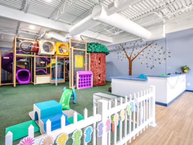 photo of interior of Happy Hangout