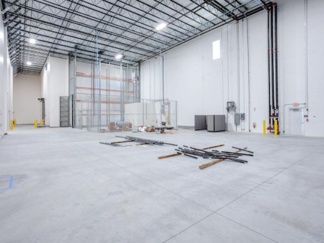 photo of Cintas warehouse