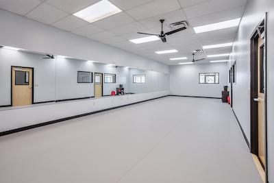 Art In Motion School Of Dance interior